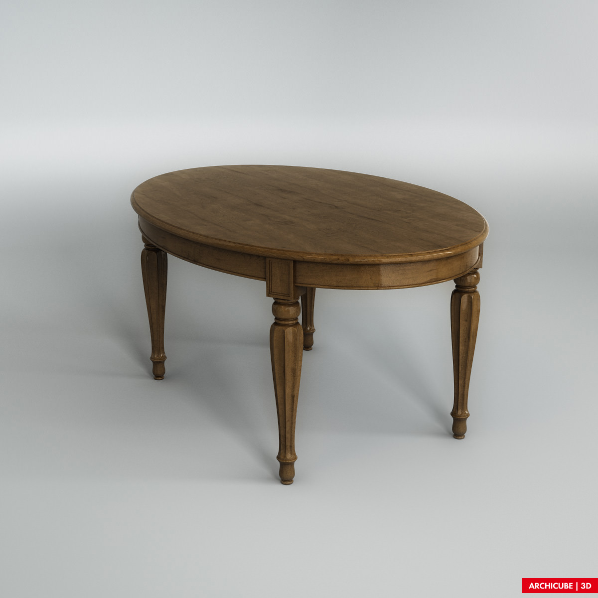 Dining table dining table 3d model for Dining table models