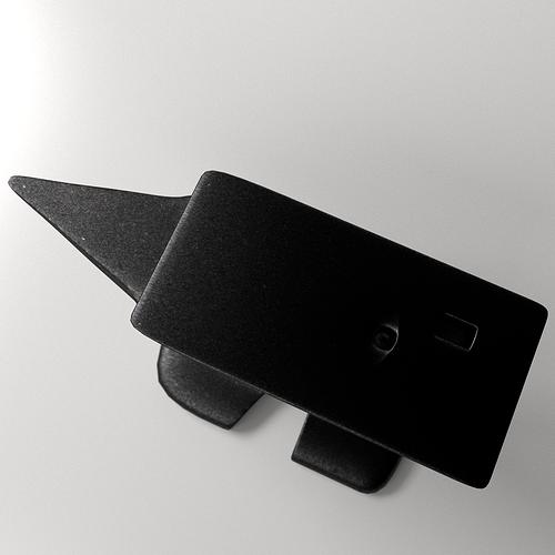 anvil 3d model 3ds fbx blend dae 2