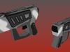 low poly fantasy weapon pack 3d model obj 3ds 5