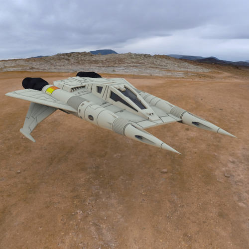 Buck Rogers Starfighter