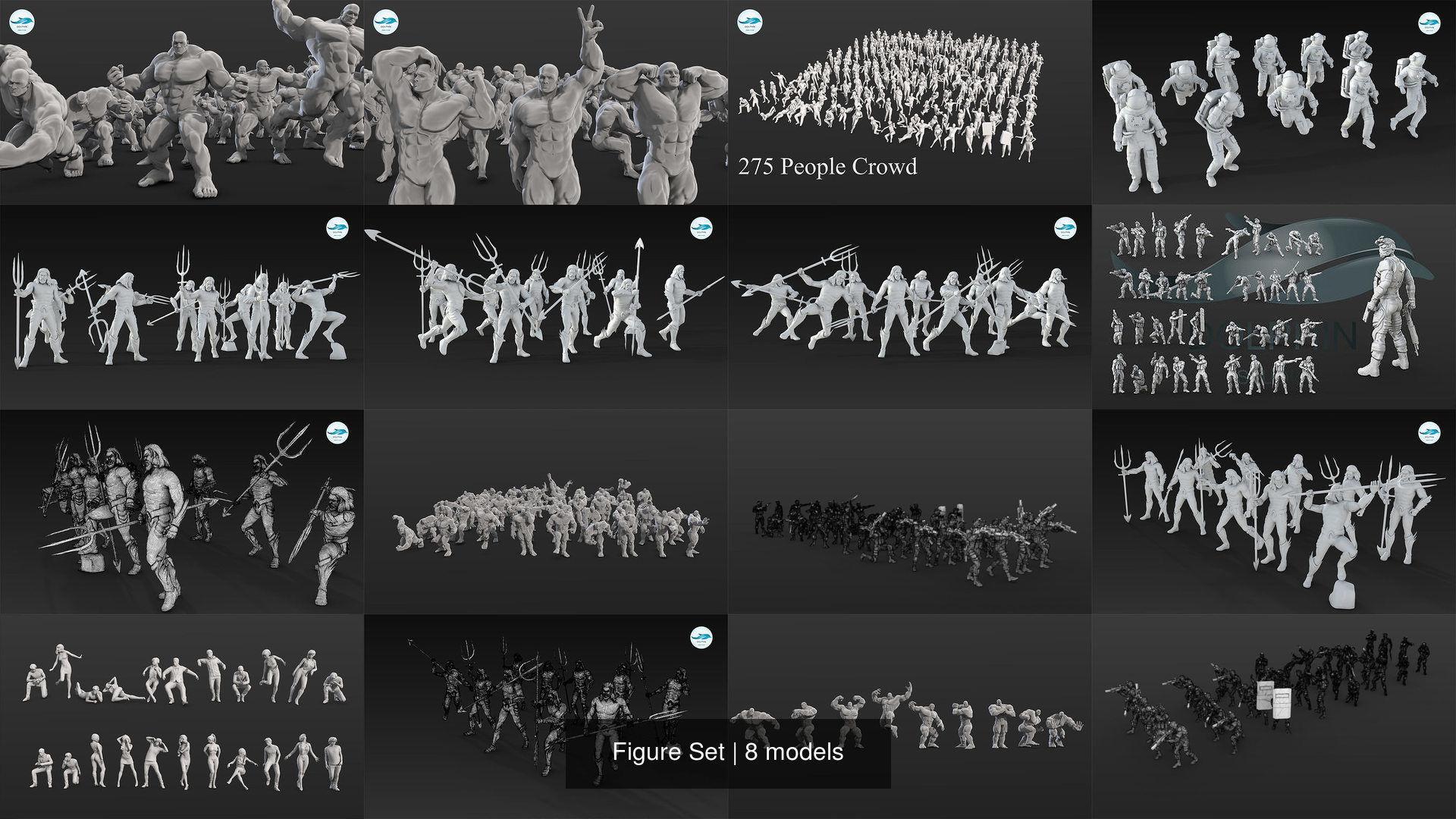 Figure Set