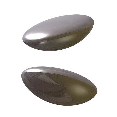 30 realistic flying saucers 3d model 3ds lwo lw lws 10