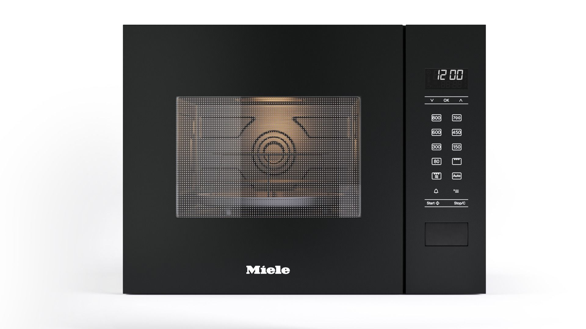 Built-in microwave oven - M 2224 SC - by Miele