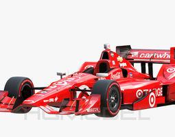 Indy Car Chevy 2015 PBR 3D asset