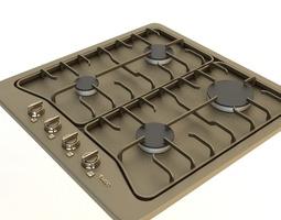 3D Gas Cooker