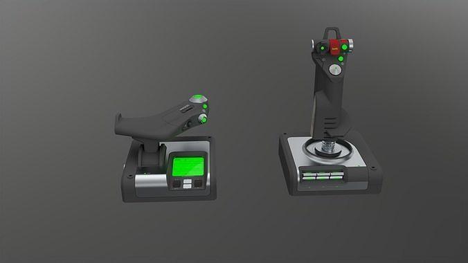 Logitech G X52 Professional Space