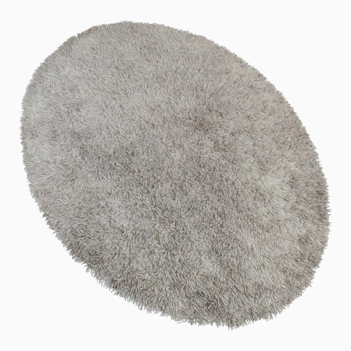 carpet grass. carpet grass h102-silver oval 3d model max 3