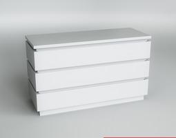 Commode 003 3D Model
