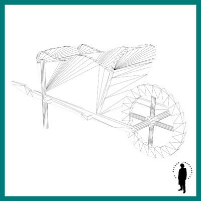 FARM MEDIEVAL TROLLEY 3D Model .max