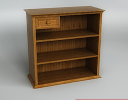 Chest of Drawers 003 3D Model