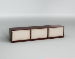 Commode 005 3D Model