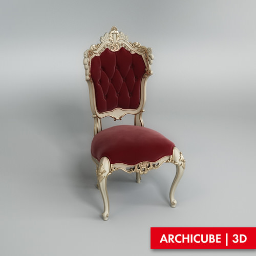 Classic Chair3D model