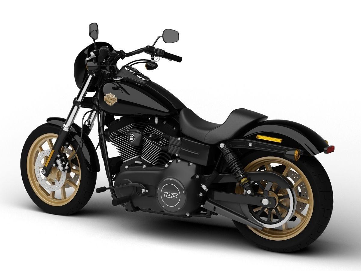 Harley Davidson Low Rider S Exhaust