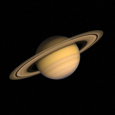 Planet Saturn 3D Model .lwo .lw .lws - CGTrader.com