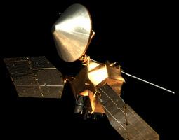 Mars Reconnaissance Orbiter 3D model