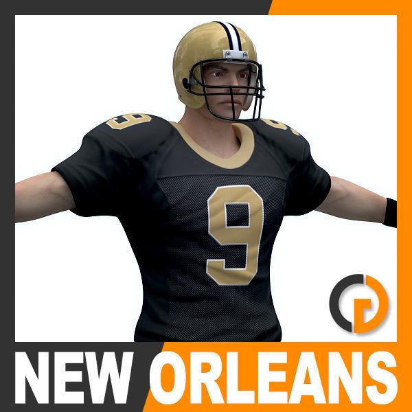 NFL Player New Orleans Saints
