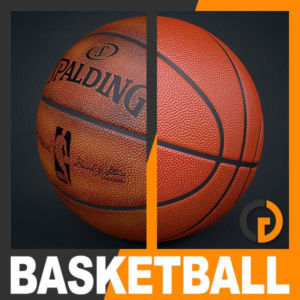Spalding NBA Official Basketball Game Balls Pack