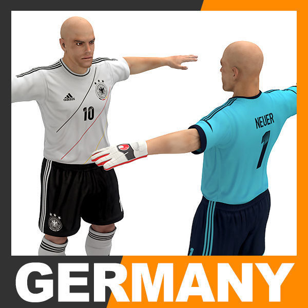 Football Player and Goalkeeper - Germany National Team