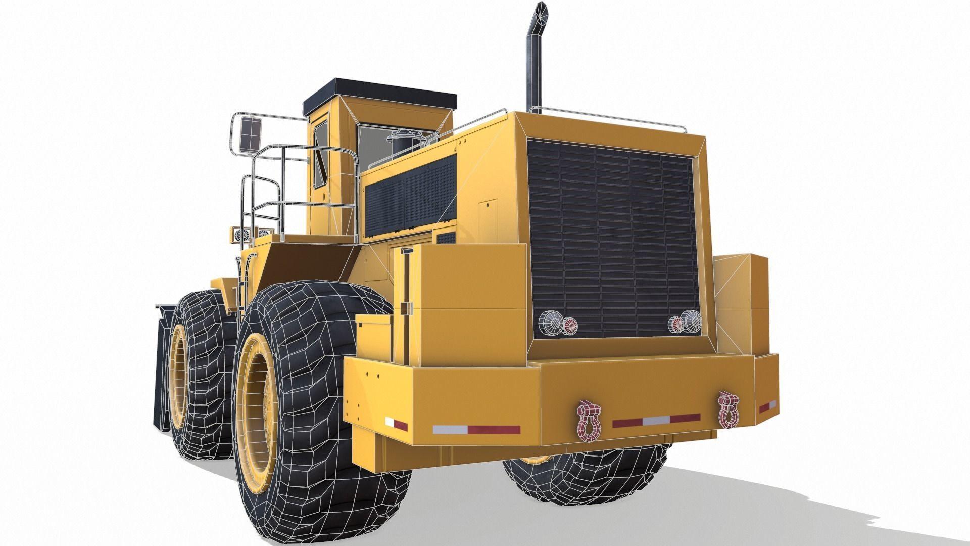 Wheel Loader E9137