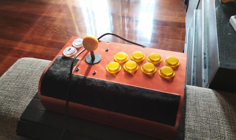 Arcade Joystick Console