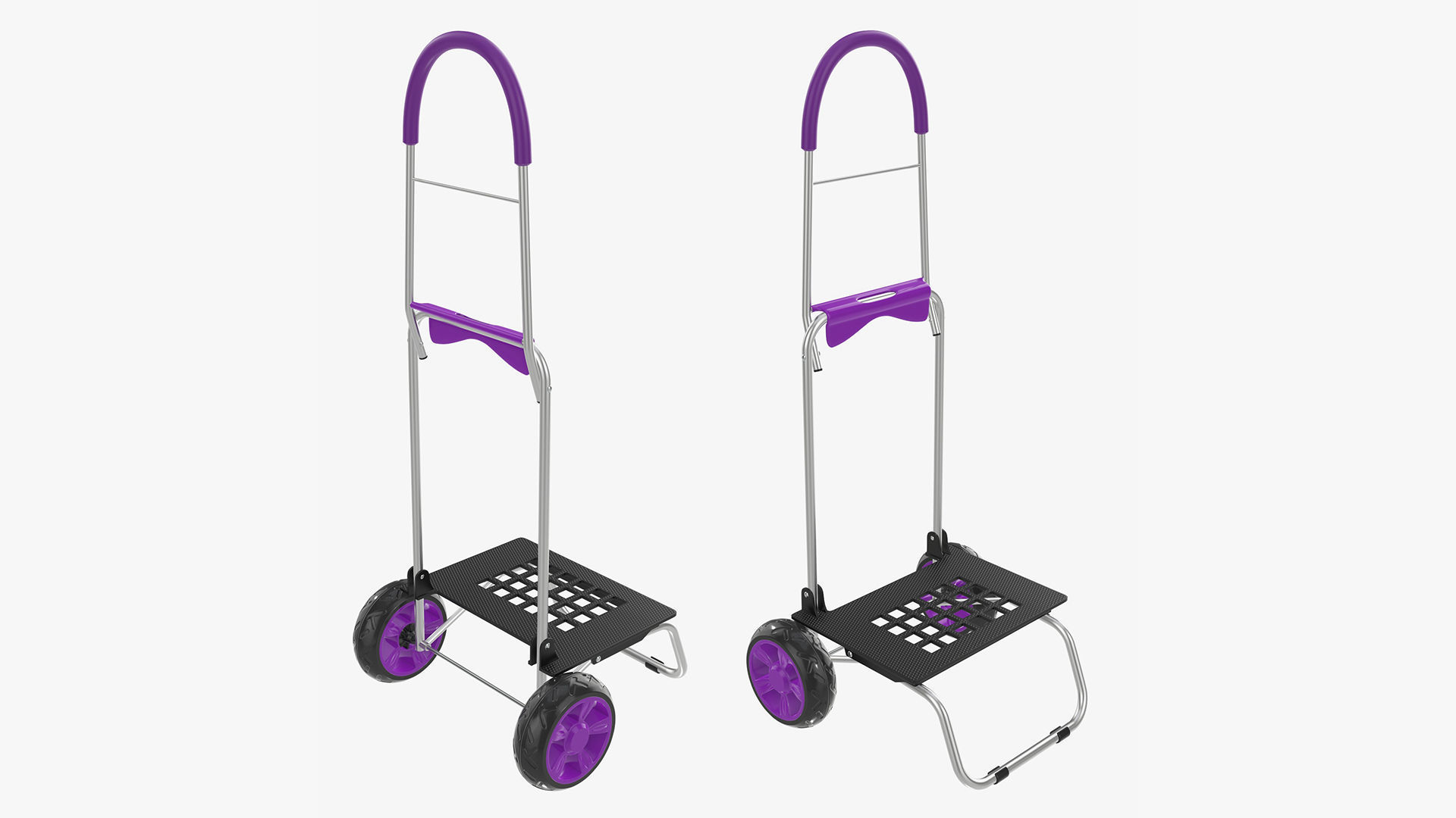 Utility foldable cart