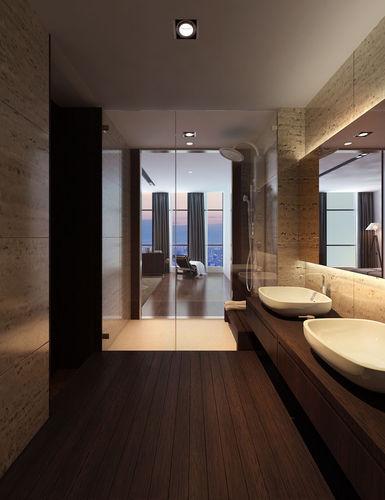 bathroom 3d model max fbx 1
