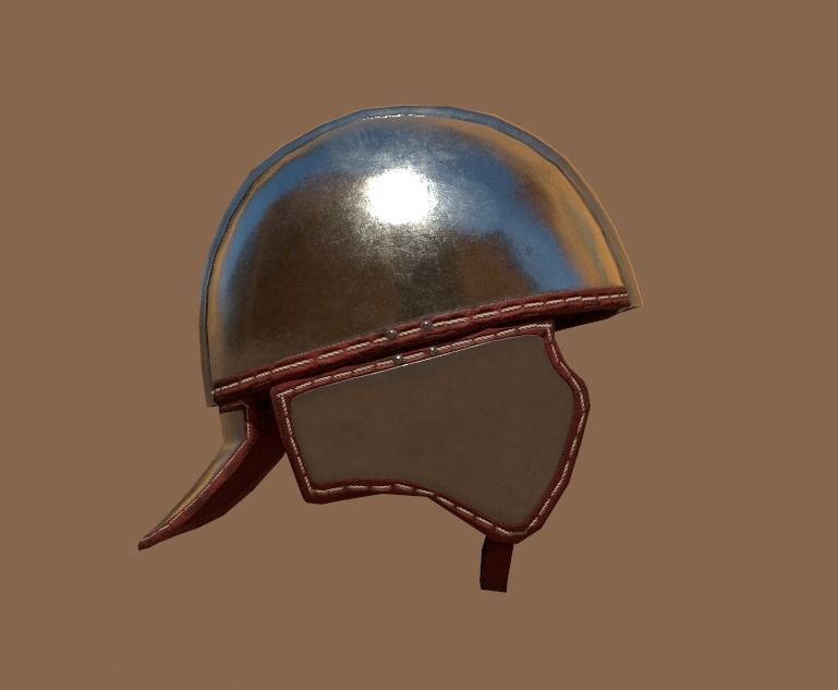 Iatrus-Krivina helmet