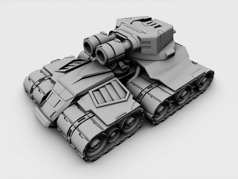 Terran Siege Tank