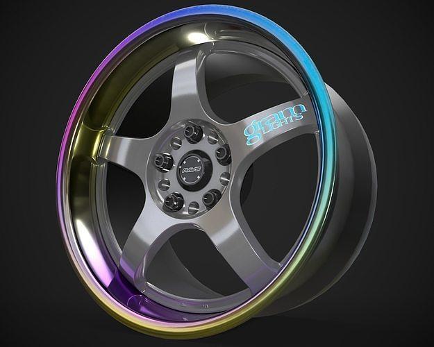 Rays Gram Lights 57Pro with Titanium Lip