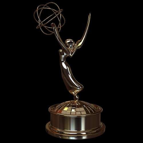 Emmy Award Trophy3D model
