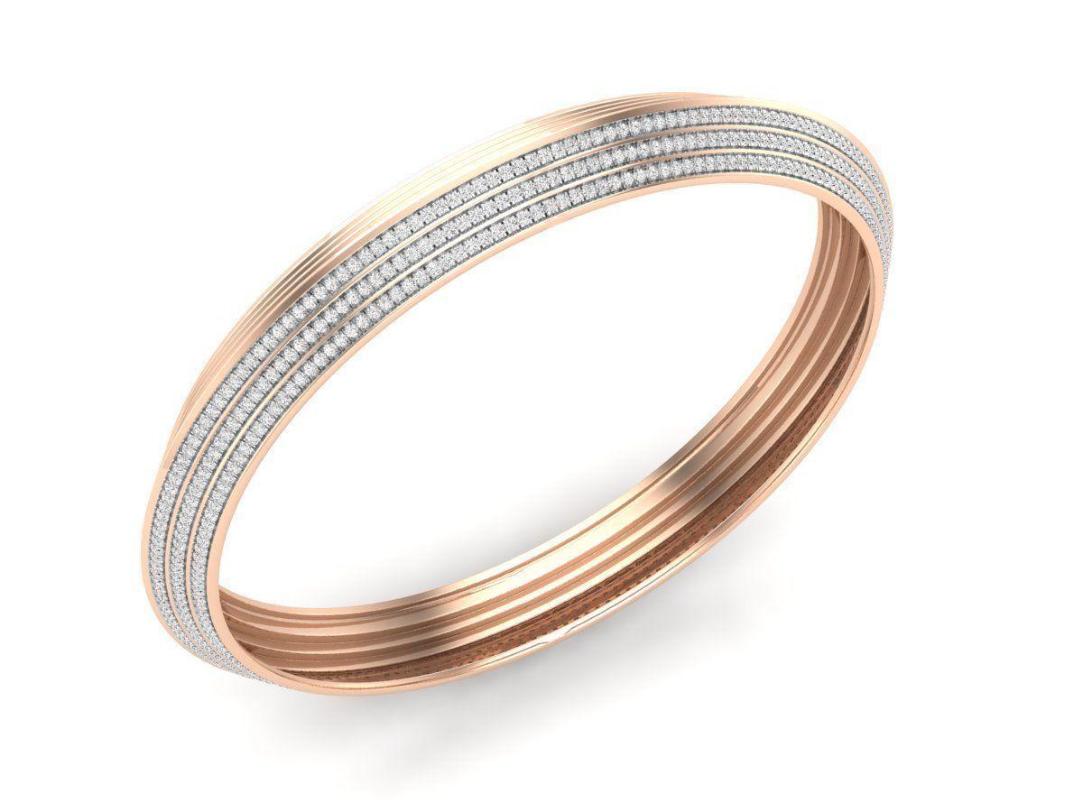 Diamond bracelet for man
