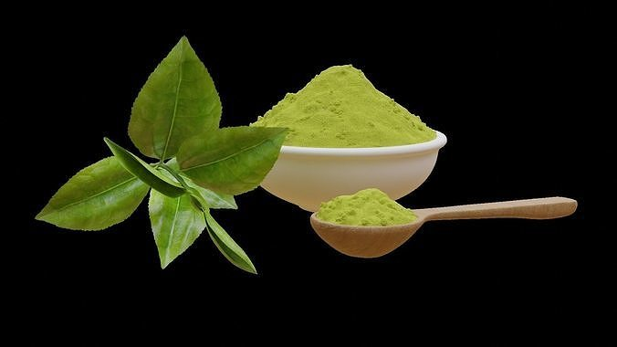 Green tea leaf and powder- read before you purchase