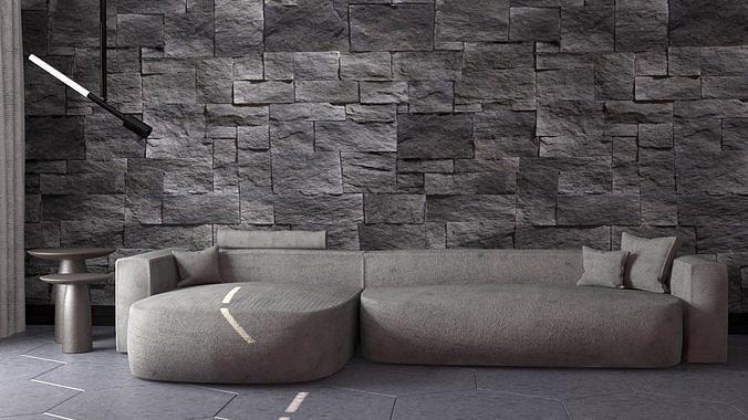 Modern Litos Sofa