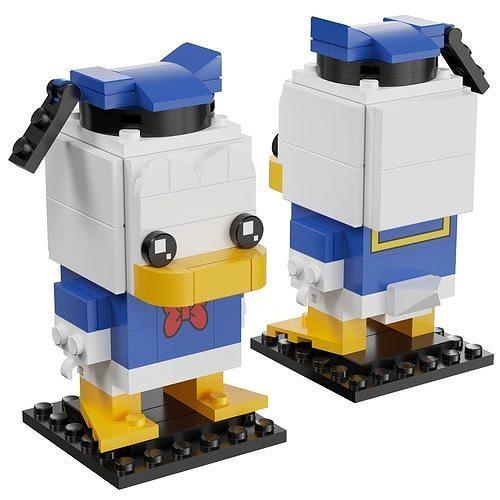 Lego Brickheadz - 40377 Donald Duck