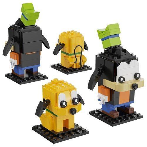 Lego Brickheadz - 40378 Goofy and Pluto