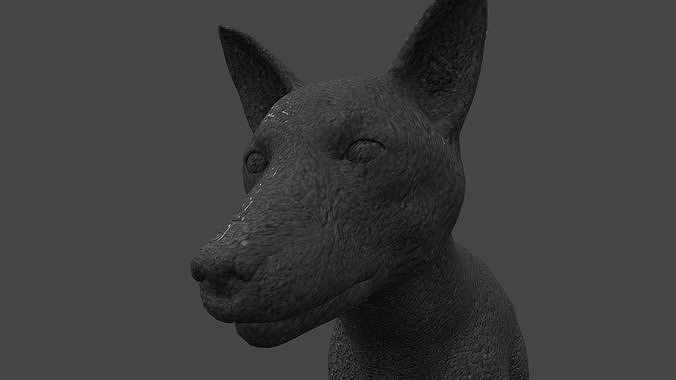 DFOX-018 Rigged Fox