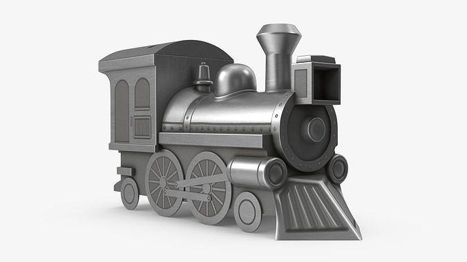 Moneybox Locomotive