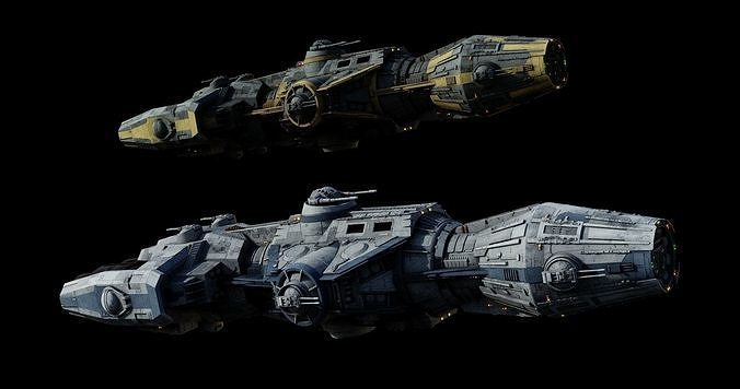 Corellian Gunship DP20