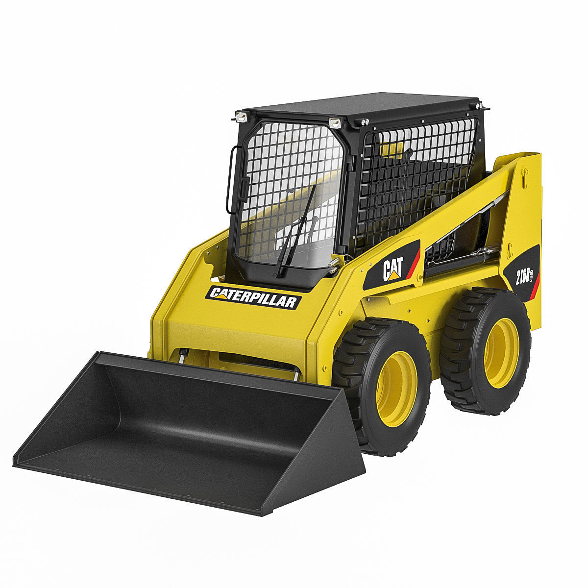 Skid steer loader CAT 216B