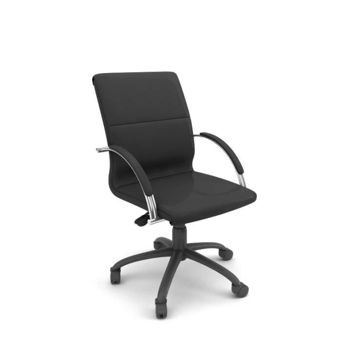 Professional Rolling fice Chair 3D Model CGTrader