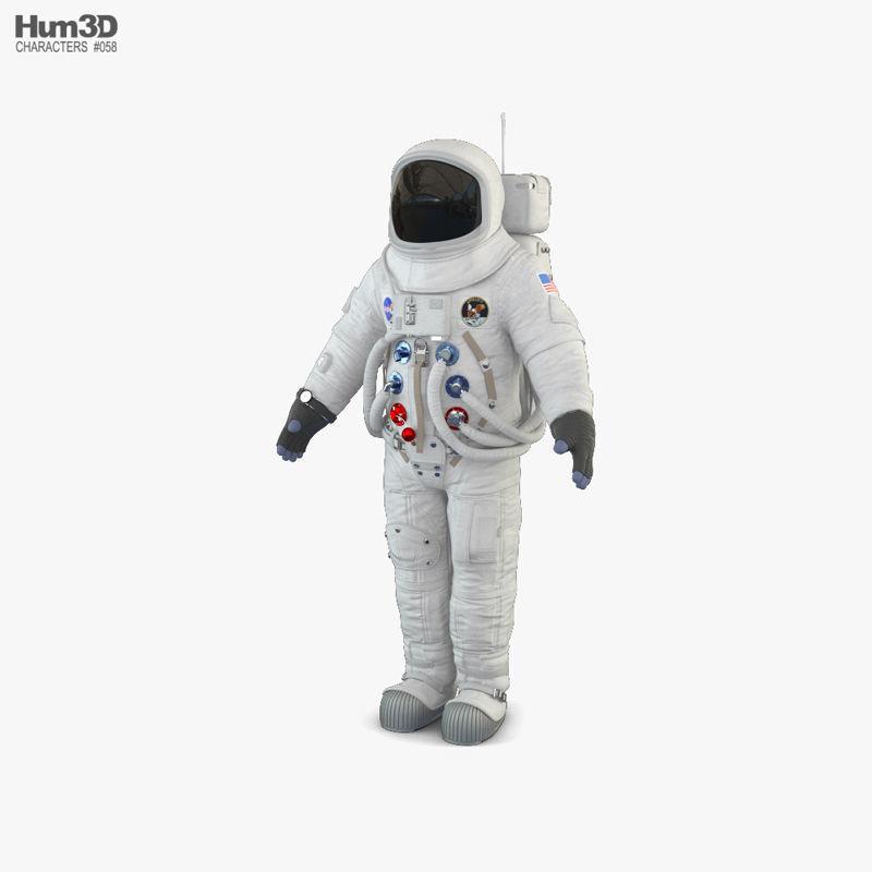 NASA Astronaut Apollo 11