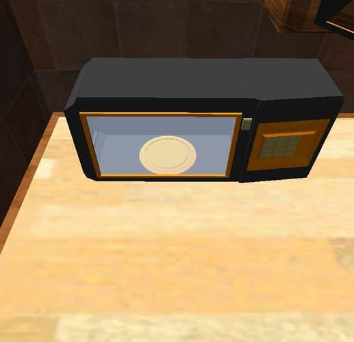 Microwave3D model