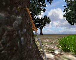 Champion Sword 3D model