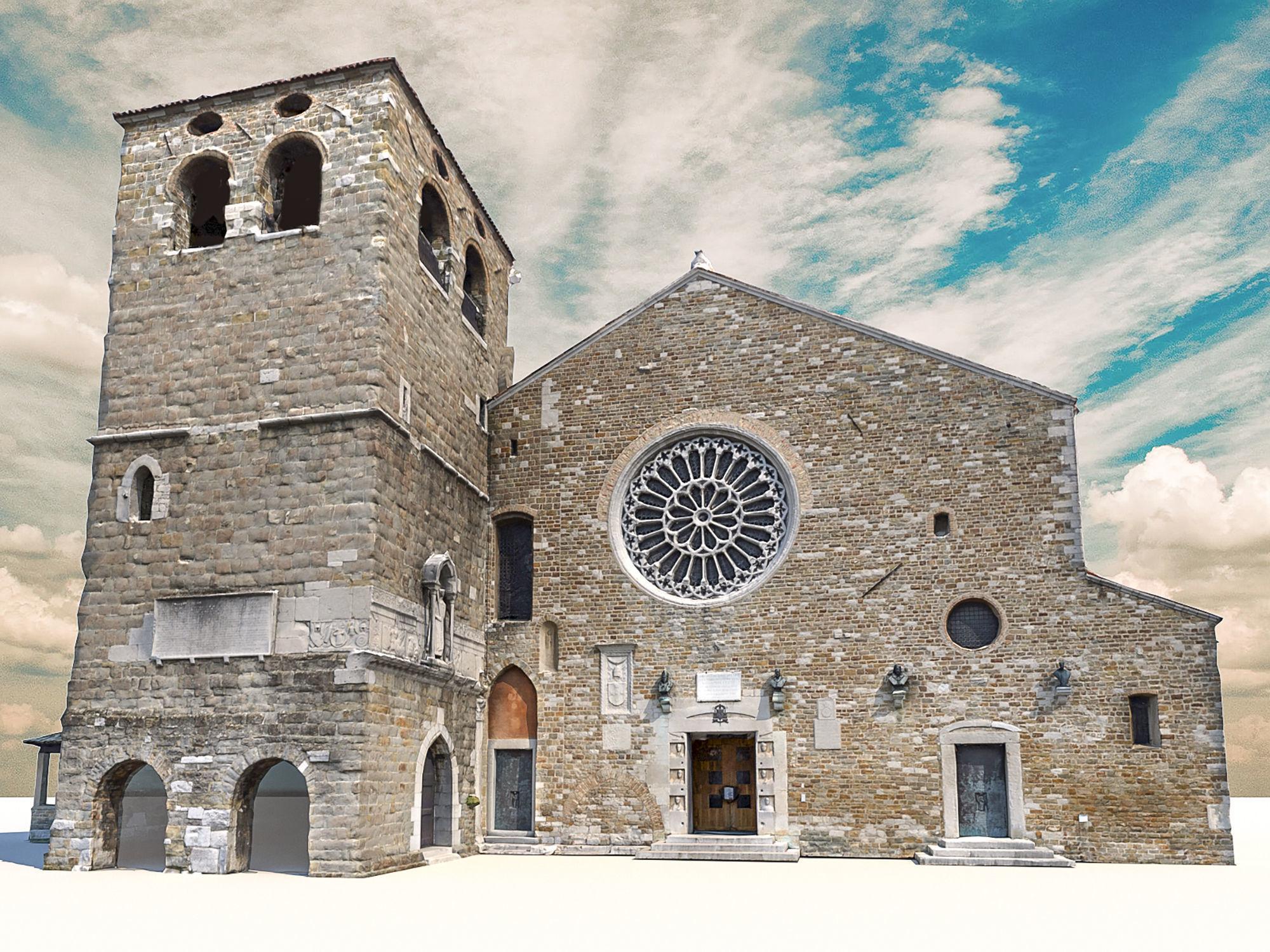 San Giusto Cathedral