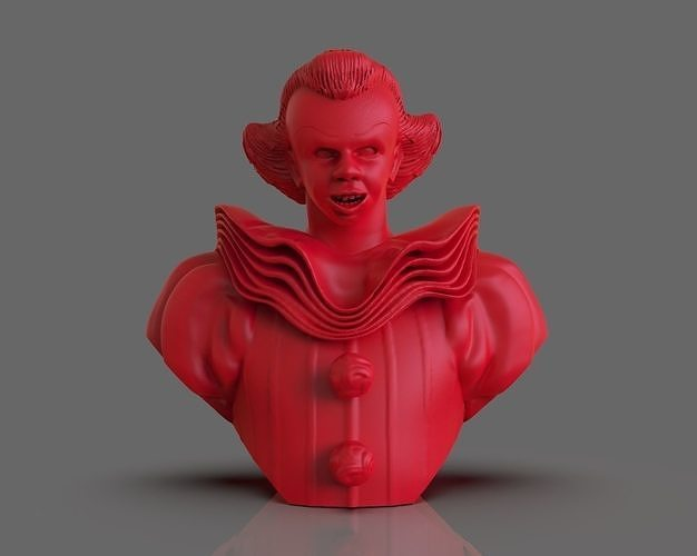 Pennywise IT 2017 Bust