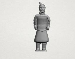 Xi an Warrior 3D Model