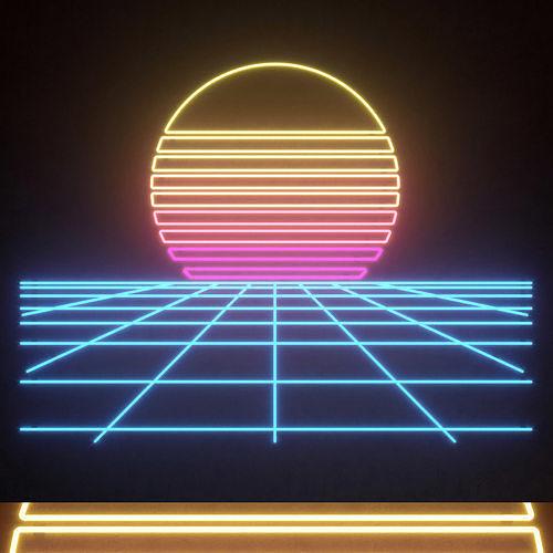 Light modules Set 51 Neon
