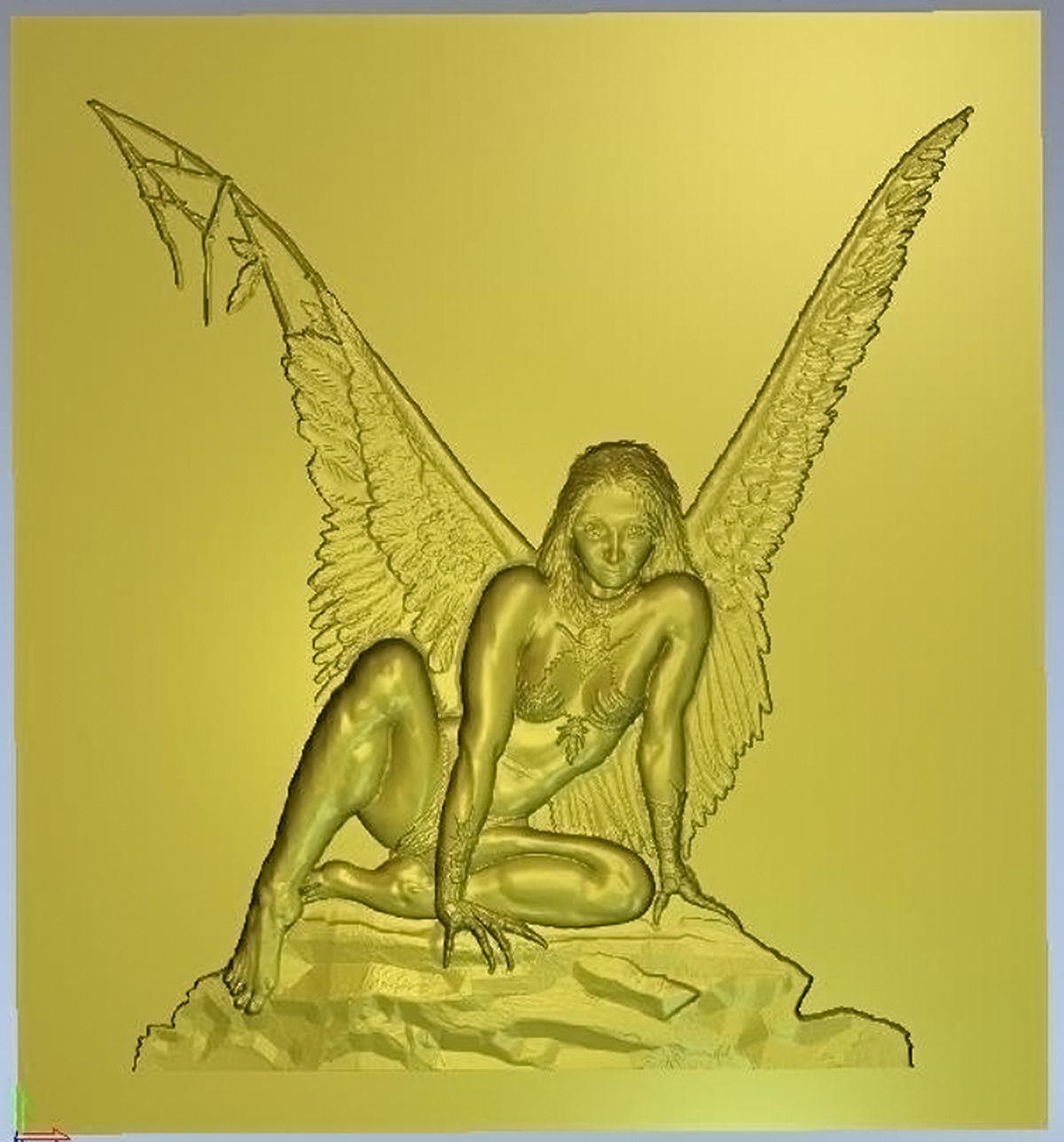 Angel Dame