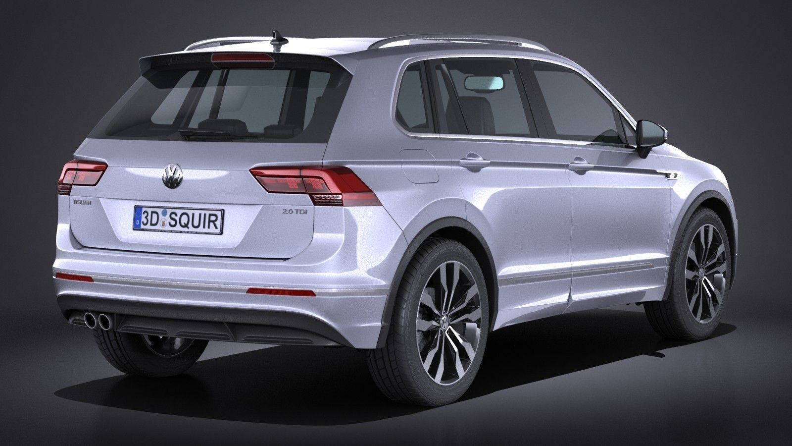 Vw Suv Tiguan 2010 2017 2018 2019 Ford Price Release