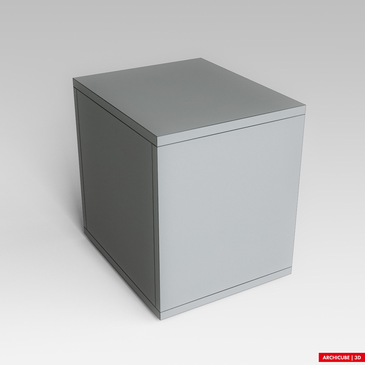 Ikea Hack Kitchen Island With Seating ~ bedside table 3d model likes 0 by archicube 3d